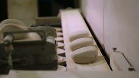 Делать ломоть хлеба в хлебопекарне видеоматериал