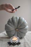Делать украшения партии хеллоуина Стоковые Фото