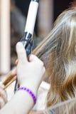 Делать coiffure Стоковые Фотографии RF