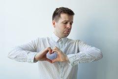 Делающ работу призрения, позаботьтесь о здоровье, или находиться в влюбленности Стоковые Фотографии RF