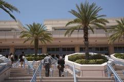 Делегаты на конвенции Флориде США Тампа Стоковое Изображение RF