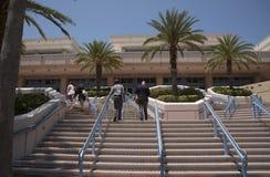 Делегаты на конвенции Флориде США Тампа Стоковые Изображения