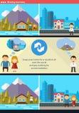 Делить экономику и умную концепцию потребления Стоковое Фото