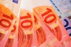Дело евро Стоковое Фото