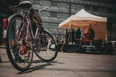 Джазовый фестиваль Нового Орлеана в Кракове, Польше Стоковые Фотографии RF