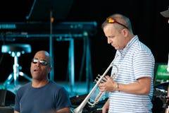 Джазовый фестиваль июль 2017 Монреаля Стоковое Изображение