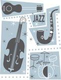 Джазовый фестиваль Стоковое Изображение RF