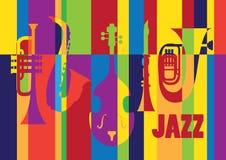 Джазовый фестиваль Стоковые Фотографии RF