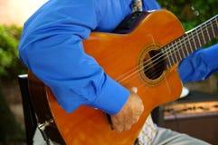 джаз гитары Стоковое Фото