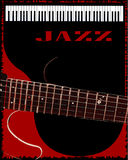 Джаз-клуб бесплатная иллюстрация