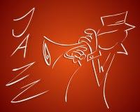 джаз Стоковое Изображение RF