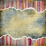 джинсовая ткань абстракции Стоковые Изображения