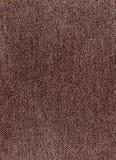 Джинсовая ткань Брайна Стоковое Изображение