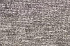 джинсовая ткань предпосылки черная Стоковая Фотография RF