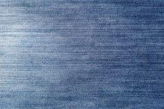 Джинсовая ткань - предпосылка Стоковые Фотографии RF