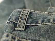 джинсовая ткань 2 стоковое изображение