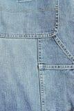 джинсовая ткань Стоковые Фотографии RF