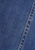 джинсыы предпосылки реальные Стоковое фото RF