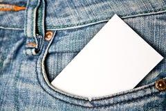 джинсыы предпосылки Стоковые Фотографии RF