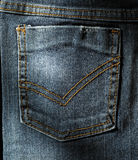 джинсыы предпосылки Стоковые Изображения RF