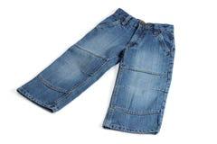 джинсыы s детей Стоковое фото RF