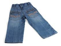 джинсыы s детей Стоковая Фотография