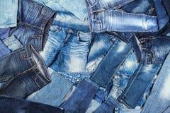 Джинсы, одежда, джинсовая ткань Стоковые Фото