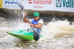 Джоан Crespo - чемпионат мира слалома воды Стоковое фото RF