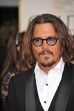 Джонни Depp Стоковое фото RF