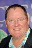 Джон Lasseter, Уолт Дисней Стоковое фото RF