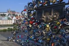 Джон Nepomuk на Праге Стоковая Фотография RF
