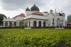 Мечеть Kapitan Keling, Penang Стоковое Изображение RF