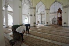 Мечеть Kapitan Keling, Penang Стоковые Фотографии RF