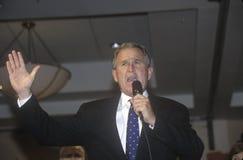 Джордж Буш Стоковое Изображение RF