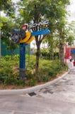 ДЖОХОР - 14-ОЕ НОЯБРЯ: Legoland в Джохоре Малайзии 14-ого ноября 2012 Парк атракционов Legoland в Малайзии Стоковое Фото
