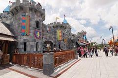 ДЖОХОР - 14-ОЕ НОЯБРЯ: Legoland в Джохоре Малайзии 14-ого ноября 2012 Парк атракционов Legoland в Малайзии Стоковое фото RF