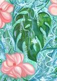 джунгли Стоковые Фотографии RF
