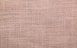 джут мешковины Стоковое Изображение RF