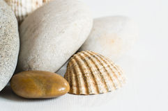 Дзэн камня спы камушков медицинского соревнования принципиальной схемы Стоковая Фотография