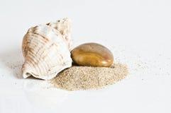 Дзэн камня спы камушков медицинского соревнования принципиальной схемы Стоковая Фотография RF