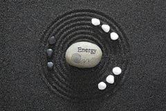 Дзэн сада энергии Стоковое Фото