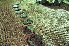 Дзэн тропы Стоковая Фотография RF