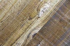 Диагональ siding старого амбара внешняя деревянная Стоковые Фото
