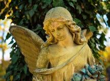 Диаграмма ангела в символ †«влюбленности, незримые силы, Стоковые Фотографии RF