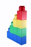 диаграмма блоков стоковые изображения rf