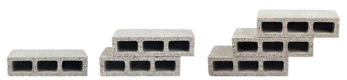 Диаграмма блоков конструкции Стоковые Фотографии RF