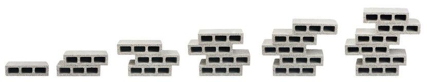 Диаграмма блоков конструкции Стоковые Фото