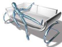 диаграмма возлеубежать кресла бесплатная иллюстрация