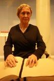 Диаграмма воска Хелена Keller Стоковая Фотография RF