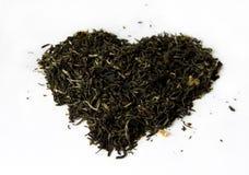 диаграмма зеленый чай Стоковое Изображение